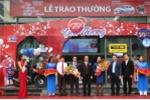 TTBC BIDV trao thuong 500 trieu dong cho khach hang may man