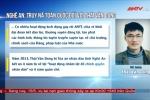 Truy nã toàn quốc tên phản động Thái Văn Dung