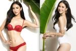 Á hậu Hà Thu tung ảnh sexy, chính thức dự thi 'Hoa hậu Trái đất 2017'