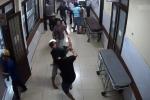 2 băng nhóm truy sát trong bệnh viện