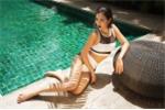 'Gái một con' Maya diện bikini khoe dáng nóng bỏng