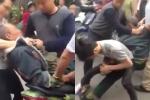 Công an vào cuộc vụ cựu binh lái xe ba gác bị nhóm thanh niên đánh nhập viện