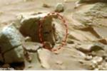Xôn xao bức ảnh trên Sao Hoả NASA vừa tiết lộ