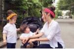 Elly Trần: 'Sinh con làm thu nhập của tôi giảm nhiều'