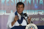 Tổng thống Philippines tuyên bố sẵn sàng tập trận với Nga và Trung Quốc