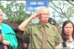 Người cựu binh xúc động về thăm chiến trường trận đánh 'chấn động địa cầu'