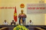 Xem xét tư cách đại biểu Quốc hội của ông Trịnh Xuân Thanh
