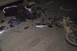Hai xe máy tông nhau, 3 người chết tại chỗ