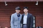 Quang Bảo được giám đốc SBS Hàn Quốc chia sẻ kinh nghiệm về ngành giải trí