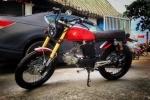 Mê mẩn Honda 67 độ Scrambler cá tính tại Sài Gòn