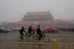 Trung Quốc sẽ đón năm mới trong khói mù dày đặc