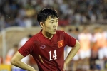 Xuân Trường vào top 5 cầu thủ tranh Quả bóng vàng Việt Nam 2016