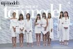 Hinh anh Minh Tu lien tiep roi vao top nguy hiem tai 'Asia's Next Top Model' 7