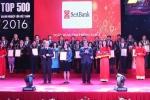 SeAbank được xếp hạng trong 'Top 500 Doanh nghiệp lớn Việt Nam - VNR500'