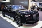 Rolls-Royce Wraith Black Badge giá 23 tỷ đồng