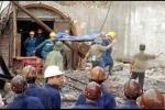 Sập hầm lò, một công nhân bị đất đá vùi lấp ở Quảng Ninh