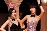 Hà Anh tổ chức tiệc Playboy siêu sexy chia tay đời độc thân