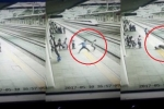 Nhân viên ga tàu phản xạ nhanh như điện, cứu cô gái định tự tử trong tích tắc