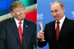 Clip: Trump và Putin liên tiếp tặng nhau 'những lời có cánh'