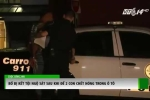Cặp sinh đôi 1 tuổi tử vong do bị bố để quên trong ô tô