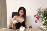 'Thánh ăn công sở' tái xuất với màn làm kẹo bông bằng máy khoan