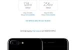 Bị chê, iPhone 7 Plus Jet Black vẫn bị khan hàng