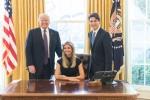 Ái nữ nhà Trump có văn phòng ở Nhà Trắng, được quyền tiếp cận thông tin mật