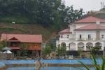 Quá trình 'biến' khu đất rừng thành cụm biệt thự giám đốc sở ở Yên Bái