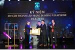 Mạng di động đầu tiên của người Việt kỷ niệm 20 năm thành lập