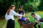 03 HO NGOC HA, BASICK, CHAU DANG KHOA VA BUA AN SAU CHUYEN KHAM PHA DONG THIEN DUONG (2) 7