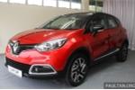 Cận cảnh Renault Captur giá 562 triệu đồng