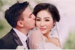 Thuý Nga công khai ảnh cưới lần 2 với chồng Tây