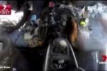 Clip: iPhone 7 phát nổ, thiêu cháy cả ô tô