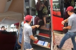 Nhân viên nhà xe hành xử côn đồ, chửi bới, đuổi nữ du khách nước ngoài xuống đường