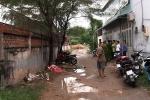 Nam thanh niên chết bất thường trong con hẻm ở TPHCM