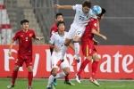 U19 Việt Nam thua toàn diện Nhật Bản