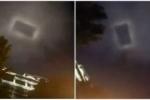 Video: Xôn xao 'cổng tới hành tinh khác' xuất hiện trên trời đêm Trung Quốc