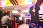 Cafe 'Donald Trump' hút khách tại Bangladesh