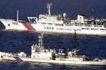 Tàu hải cảnh Trung Quốc tấn công ngư dân Philippines gần Scarborough
