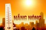 Thời tiết ngày 8/8/2017: Nắng nóng 38°C trải dài từ miền Bắc đến miền Trung