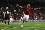 Europa League: Ibra ghi bàn, MU nhọc nhằn thắng đối thủ nhược tiểu
