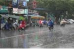 Miền Bắc tiếp tục mưa dông mạnh