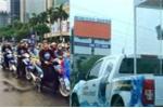Nhốt người đẹp trong lồng kính diễu phố: Phạt tiền, tước bằng lái xe