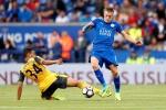 Hàng công phập phù, Arsenal hòa nhạt Leicester City