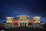 Choáng váng trước dinh thự 1.100 phòng, giá hơn 600 triệu USD của Tổng thống Thổ Nhĩ Kỳ