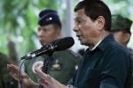 Tổng thống Philippines phát ngôn gây tranh cãi về hiếp dâm