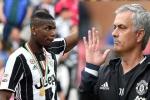 Tin chuyển nhượng 4/8: Mourinho kiên quyết mua Pogba, Man City qua mặt Barca tậu Gabriel Jesus