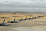 Mỹ đột ngột phong tỏa căn cứ không quân do 'sự cố an ninh'