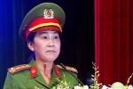 Đồng Nai có nữ phó giám đốc công an tỉnh đầu tiên