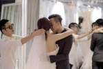 Trấn Thành đặt riêng hai mẫu váy cưới cầu kỳ cho Hari Won